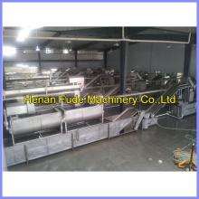 Garlic flakes  drying   equipment ,dried garlic flakes processing line