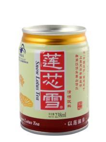 SNOW  LOTUS  HERBAL TEA 238ml/tin, 20tins/CTN