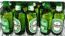 Heinekens brewed beers