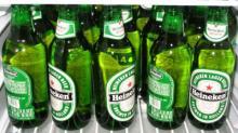 Heinekens brewed beers