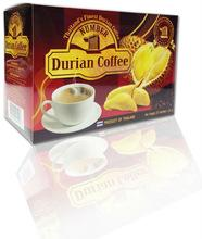Durian Coffee 4 in 1 Thai Instant Durian Coffee