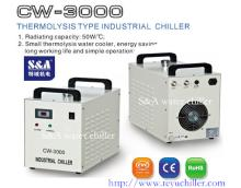Small air cooled chiller CW-3000 120$ price
