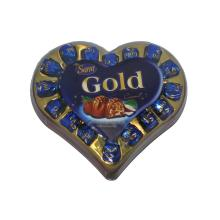SANA GOLD 200GR HEART COMPAUND CHOCOLATE