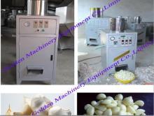 Garlic Separator Peeler, Peeling Garlic Splitter Processing Machine