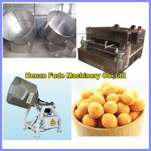 flour coated peanut making machine