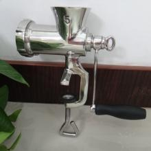 Manual  meat  mincer home use stainless steel good quailty grinder