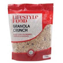 Lifestyle Granola Crunch 750g