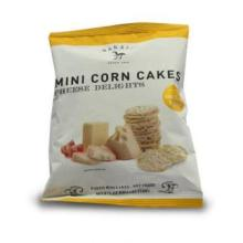 Mini Corn Cakes 40g Cheese