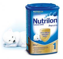 Baby Mlik Powder Nutrilon Pronutra stage 1-5 Infant formula (800g))