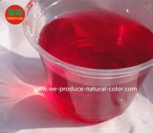 Chinese manufacturer E162 betanin beetroot red colorant