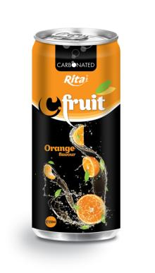 Carbonated Orange Juice