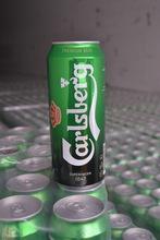 Carlsberg Beer Green Can 5.0% 24x500ml