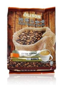 Olison Ipoh White Coffee 3in1