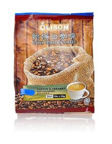 Olison Ipoh White Coffee 2in1