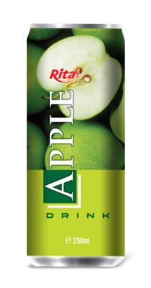 250ml Green Apple Drink