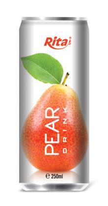Pear Fruit Drink