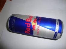 Premium Bull Energy Drink 250ml Red Manufactured From Austria and Available in Any Text