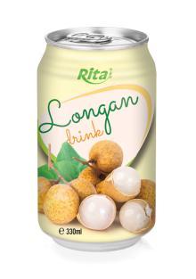330ml Longan Drink