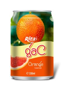 330ml Orange Flavour Gac Juice
