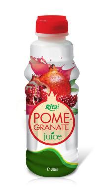 500ml bottle Pomegranate Juice