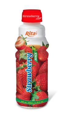 500ml bottle Strawberry Juice