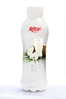 250 ml bottle coconut milk