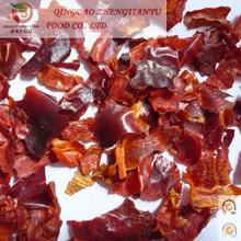 dried red paparika flakes