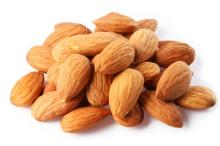 Almond Nuts and seeds