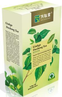 DuZhong Herbal Tea-Blood Pressure Reducing Tea for Hypertension People