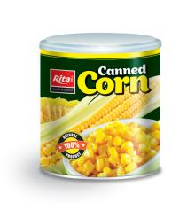 Fresh Corn in can