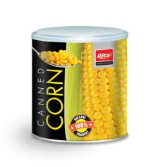 100% Fresh Corn in can