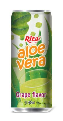 Aloe vera with grape juice 250ml