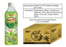 Aloe vera with noni juice 500ml