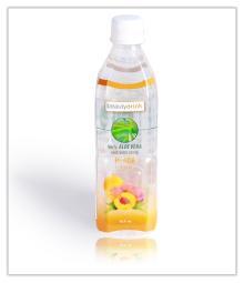 Aloe vera with peach juice 500ml