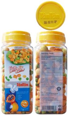 Snack and Mix nuts 200g