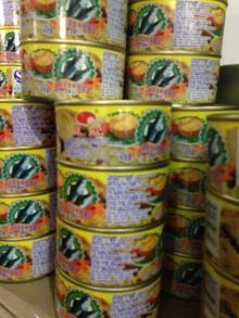 SkipJack Chunk Tuna Fish
