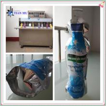 water  pouch   filling   sealing   machine