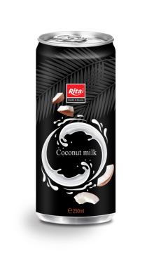Coconut milk 250ml canned