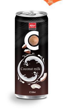 Coconut milk 330ml slim can