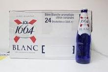 Kronenbourg 1664 BLANC Beer.