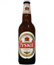 Tyskie 50cl Nrb - Abv 5.6% Beer