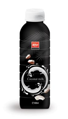 Coconut milk 500 ml bottle (2)