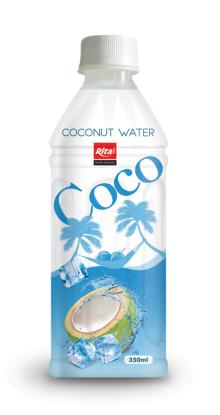 Coconut water 350ml bottles