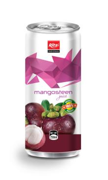 250ml mangosteen juice