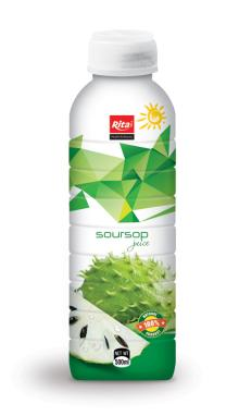 500ml bottle Soursop Juice
