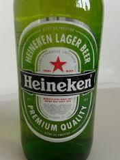 HEINEKENS 25CL BOTTLES FROM HOLLAND