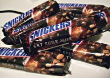 Bounty, Twix, Snickers, Kitkat Maltesers 25x37gr, Kinder Chocolate, Mars