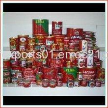 China Suppliers Tomato Paste China Halal Canned Food Tomato Concentrate