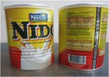 Netherland NIDO milk powder