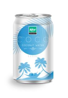 330 ml coconut water